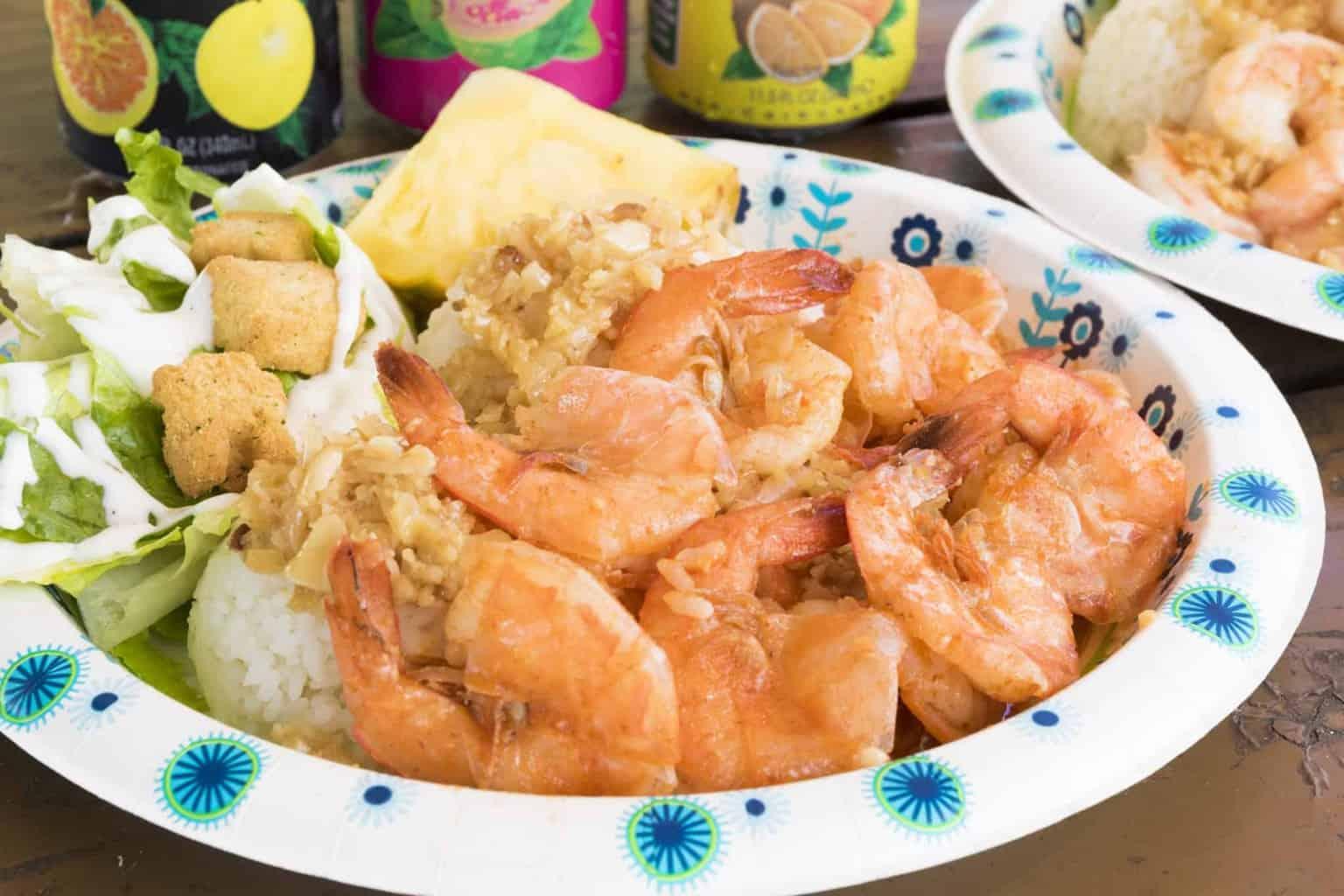 Big Shrimp N Food Truck