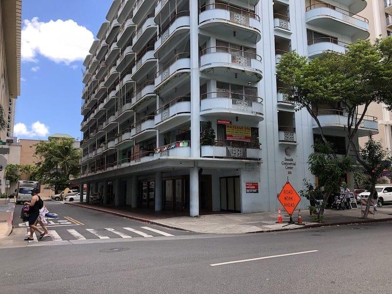 Waikiki Wave Spa