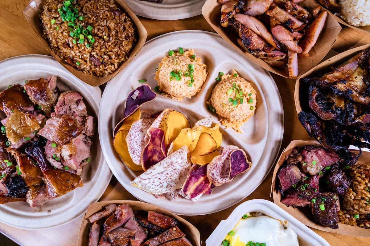 Large variety of smoked items on the menu! The smoked Mix plate is highly recommended!