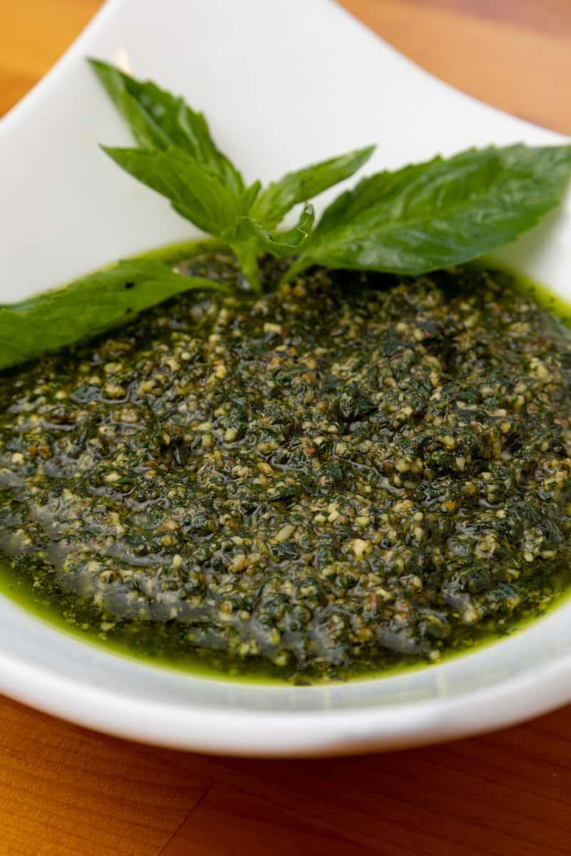Pesto Sause