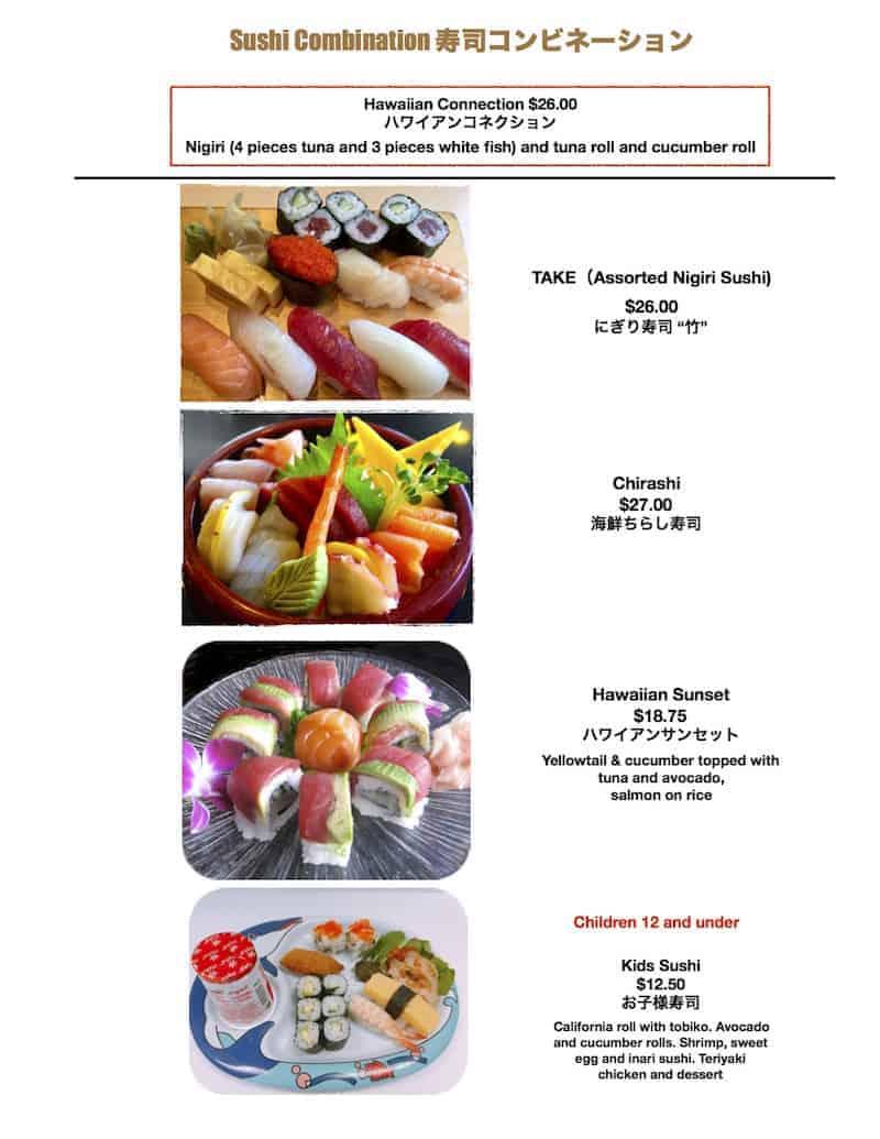menu #4