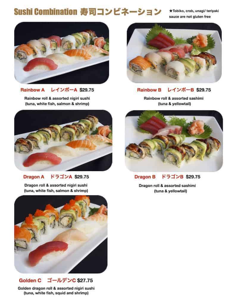 menu #5