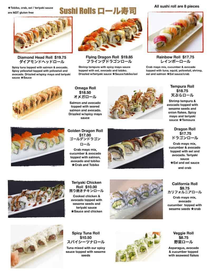 menu #6