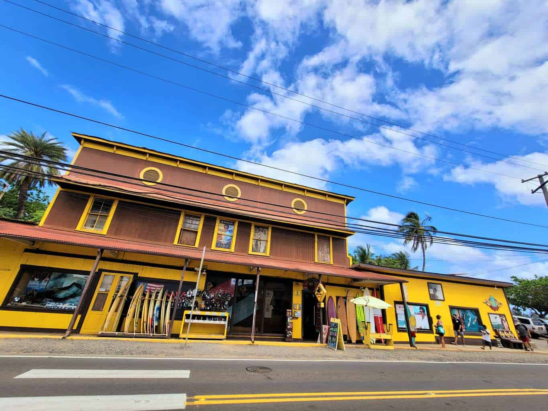Popular Surf Shop in Haleiwa since 1965!