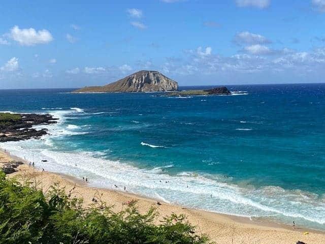 Rabbit Island Oahu tour