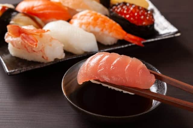 Japanese real estate food culture
