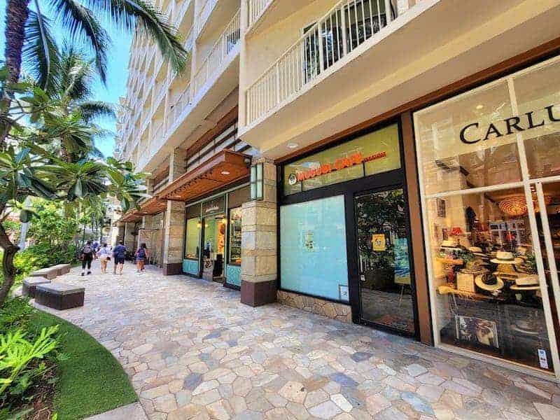 New Location NOW OPEN at Waikiki Beach Walk.