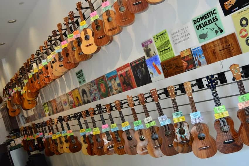 ukulele store hawaii products