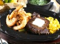 Sizzling Steaks at Aloha Steak House