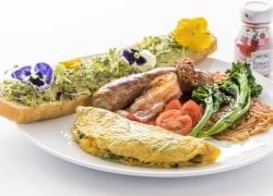 Award winning Italian restaurant Arancino di Mare is starting new breakfast menu from 2/10!