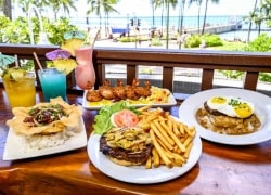 Dine With a View of the Beach at Lulu's Waikiki