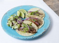 Fresh Ingredients & Fresh Tacos at Mi Almita Cantina