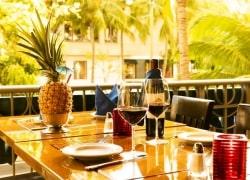 Surf & Turf Waikiki Style at Atlantis Seafood and Steak