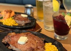 Grand Opening Special from ALOHA STEAK HOUSE