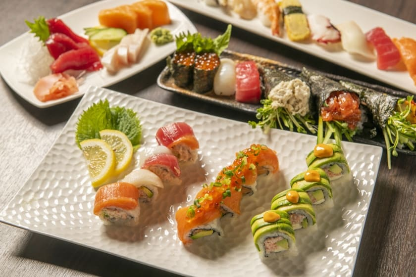 kakussushi&seafoodbuffet