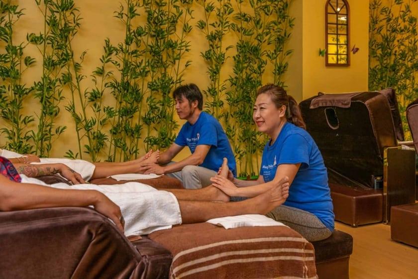 Massage Oahu at Massage Palace