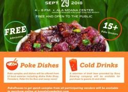 Honolulu Poke Fest