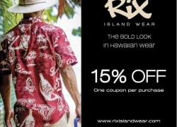 Rix Island Wear
