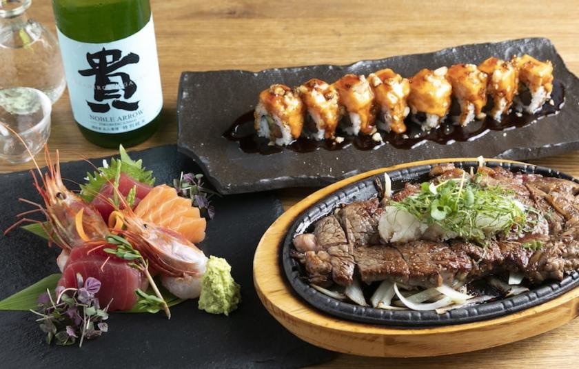 Japanese Izakaya style cuisine