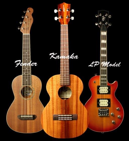 Beginner ukuleles from $45! Kamaka, Kanile'a, KoAloha, Martin, Fender, Kala & much more!