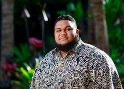 Josh Tatofi will be performing for the Aloha Festival!