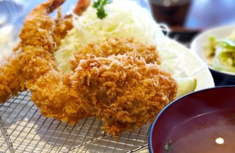 You cannot miss 12th Anniversary of Tonkatsu Ginza Bairin !