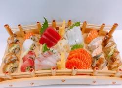 Furusato Sushi *Reopen at Oct 20th.