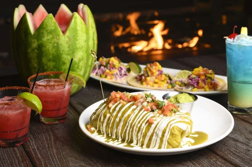 Satisfy your Mexican food cravings !