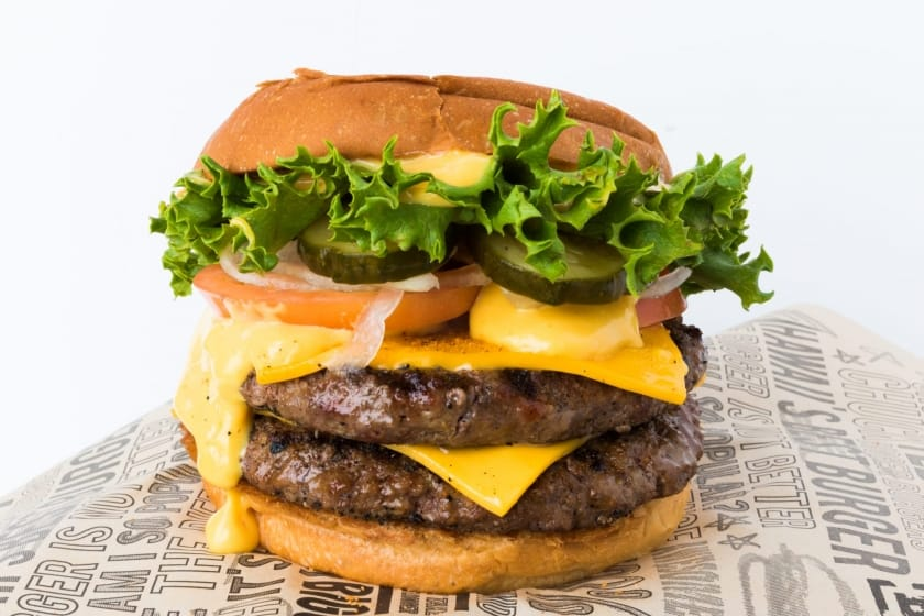 Voted Hawaii's BEST BURGER since 2001