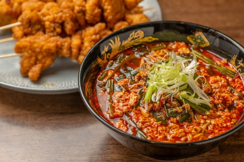 Fiery hot! KARAMEN is the ramen that spice lovers have been waiting for.   Choose from 4 heat levels! Available from $9.99.