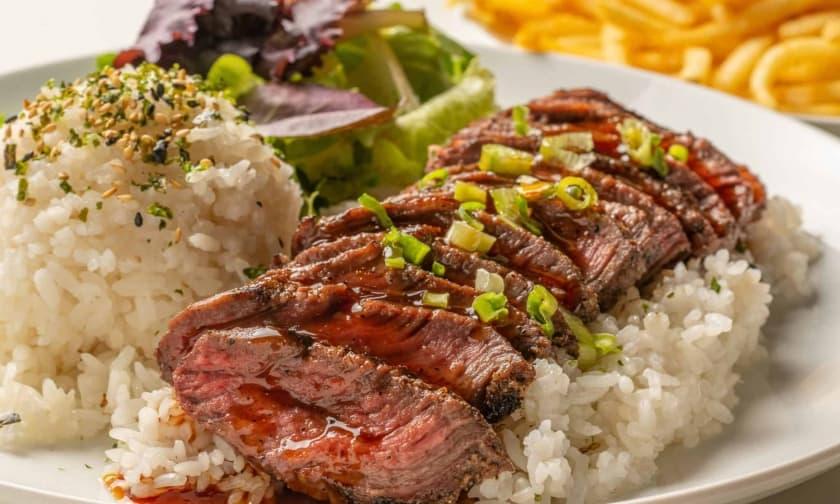 Original Steak Plate