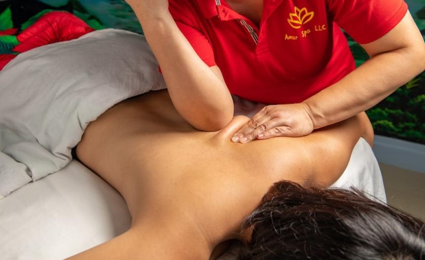 Amar massage oahu massage