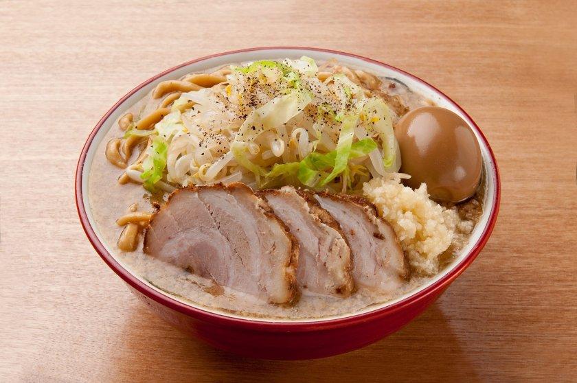 Ramen Regular/$12.98, Egg Ramen (R)/$14.98, Tsukemen (R)/$13.98
