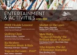 Fun Events at Waikiki Beach Walk