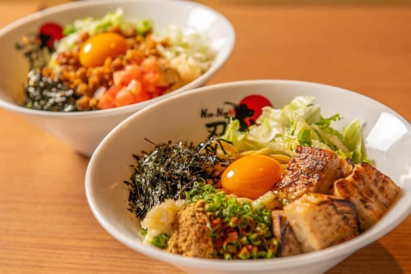 Taste what has people lining out the door in Japan, right here in Hawaii.