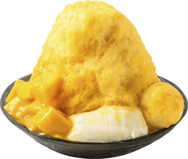 No.1 Popular Choice! Fresh Mango Sensation