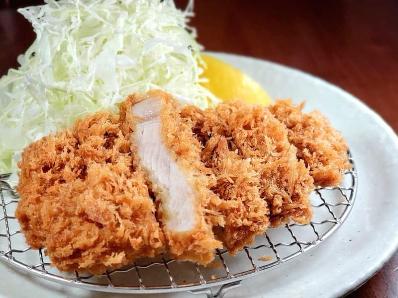 Oahu Japanese restaurant Tonkatsu Ginza Bairin